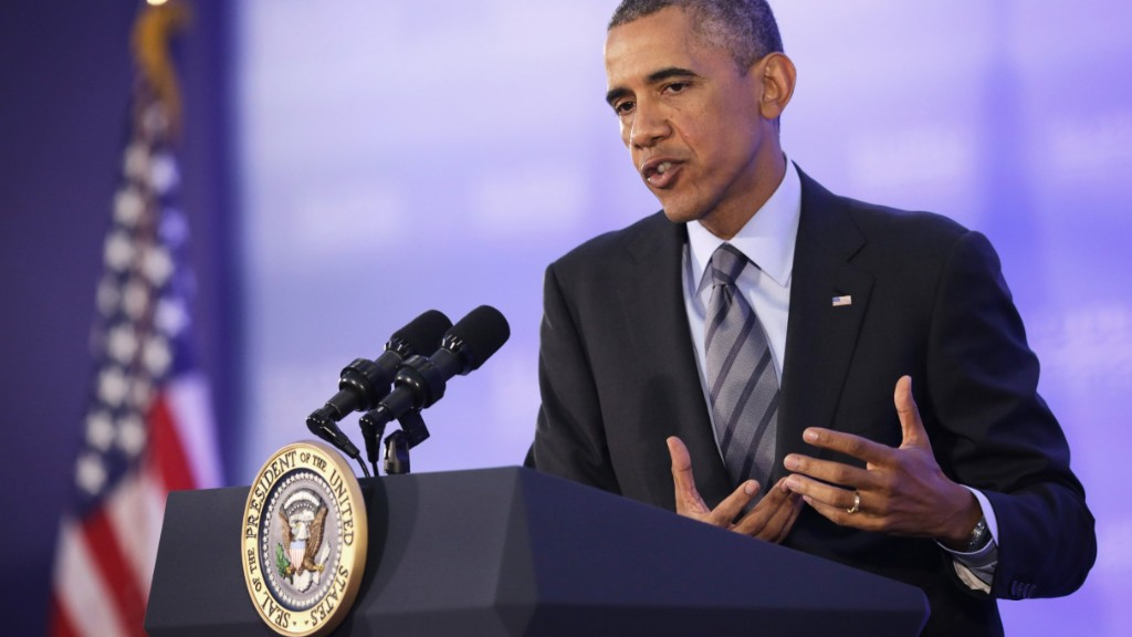 Obama on tax inversion: 'It's not fair'