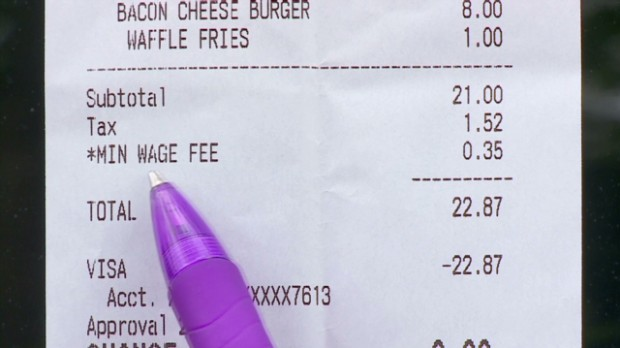 restaurant charges minimum wage fee_00000418
