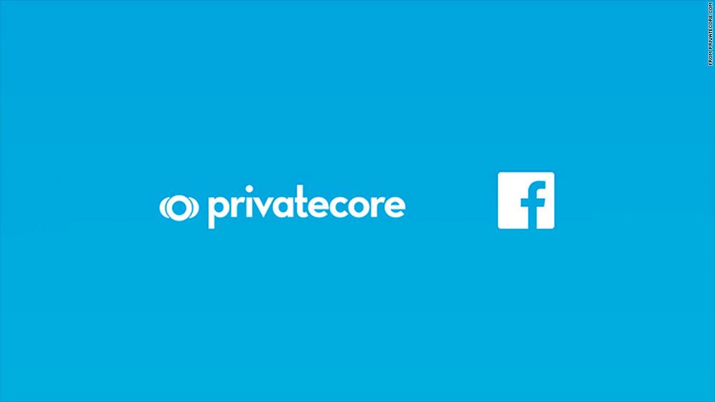 privatecore facebook