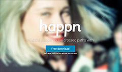 Find that hot girl you passed on the street with Happn