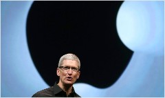 Apple's Tim Cook on TV, Steve Jobs, and iPhone 6