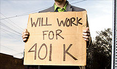 Would you trade pay for a higher 401(k) match?