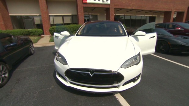 'Share of problems' for Tesla Model S