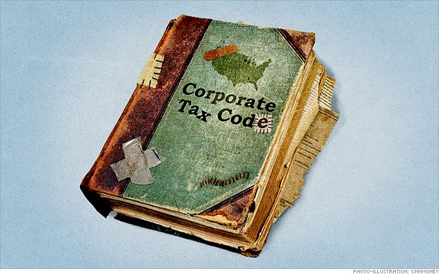 corporate tax code