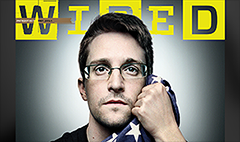 Snowden and the American flag: His first big PR blunder?