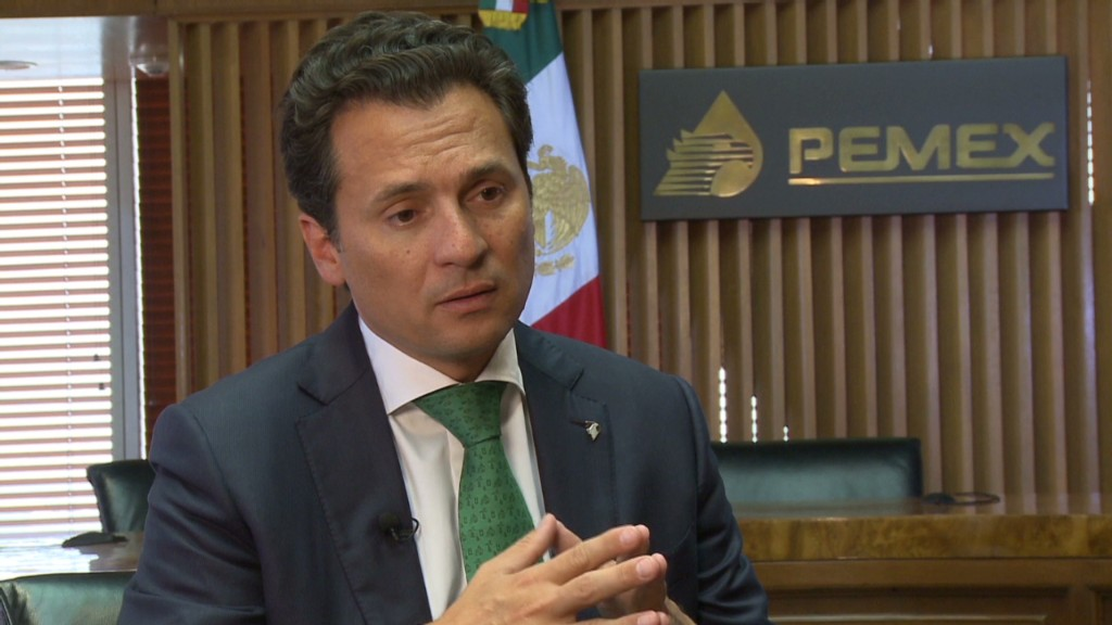 Pemex: Why fracking doesn't interest us