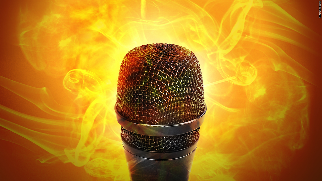 oxford dictionary hot mic