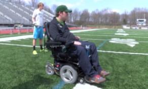 Watch brain chip help paralyzed boy