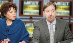 Backstage politics at NBC's 'Meet The Press'