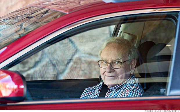 warren buffett gm