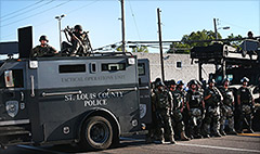 Local police get billions in military equipment