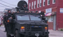 How local police get outfitted for war