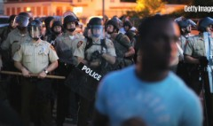 Money divides blacks and whites in Ferguson