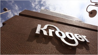 Kroger getting hurt by cheaper groceries