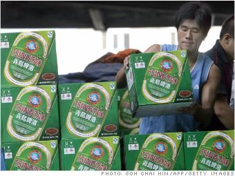 world beer tsingtao 2