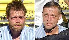 Transformations on the street: Haircuts for the homeless