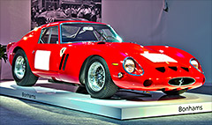 10 most expensive cars sold at Pebble Beach