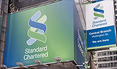 StanChart bank hit with $300M N.Y. fine