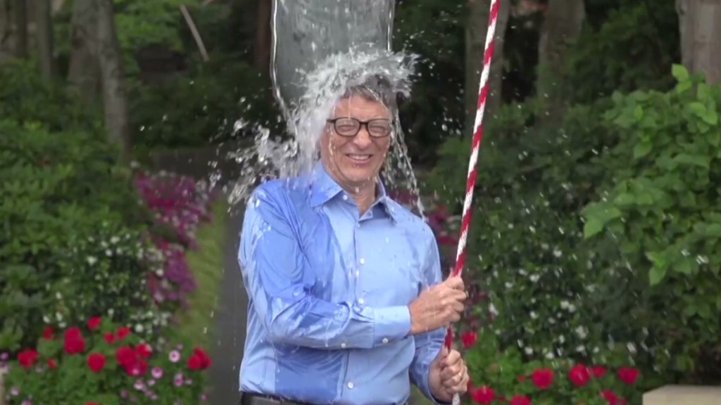 SUPERCUT: Tech CEOs taking #IceBucketChallenge