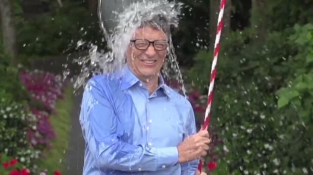 SUPERCUT: Tech CEOs taking #IceBucketChallenge