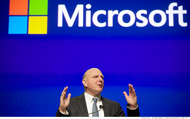 Steve Ballmer cuts ties with Microsoft but still owns 333 million shares
