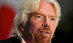 Branson, biz leaders seek Ukraine solution