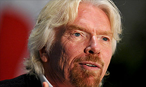 Branson tries to end Ukraine crisis