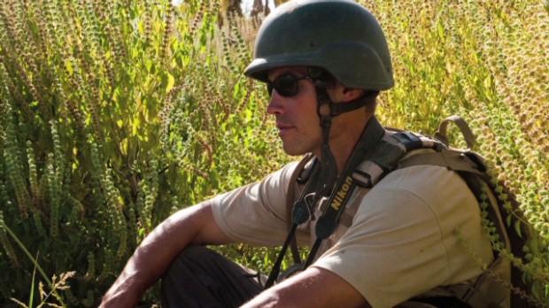 Journalist Foley spent career in danger