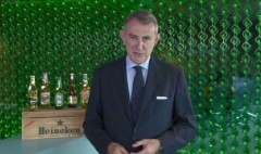 Heineken 'largely unaffected' by sanctions