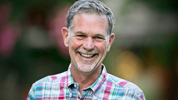 Netflix CEO: No big deal if Apple makes TV