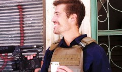 James Foley remembered as 'brave and tireless' journalist