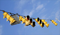 Traffic lights are dangerously easy to hack