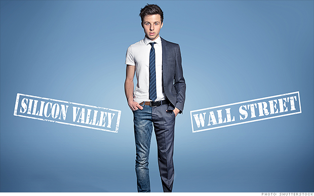 Talent wars: Silicon Valley vs. Wall Street