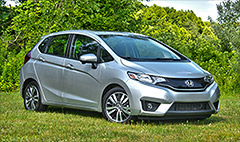 Honda changes Fit bumpers to earn 'Acceptable' rating
