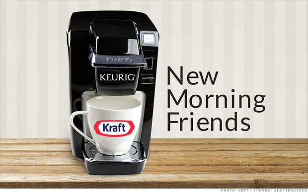 Coming soon: The Maxwell House K-Cup
