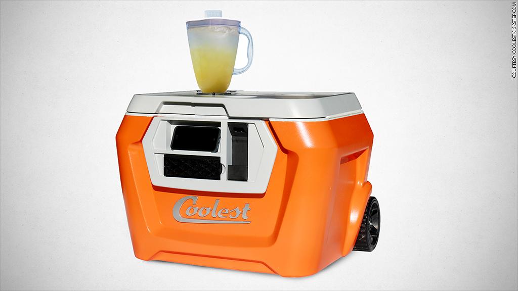 kickstarter cooler