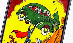 Original Superman comic sells for record $3.2 million