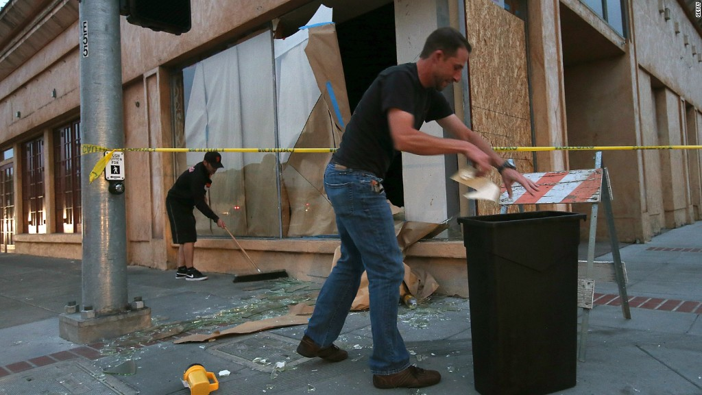 Why Californians don't buy quake insurance