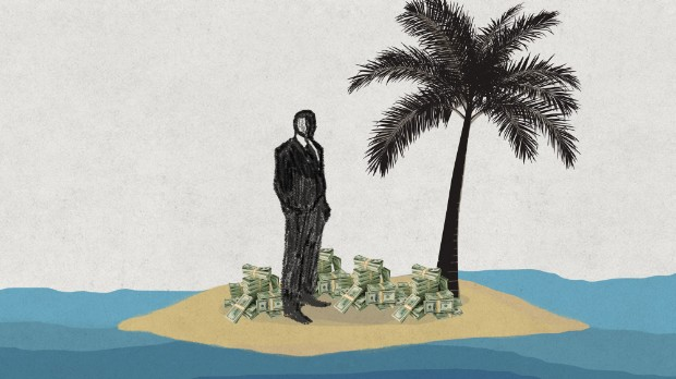 7 companies with $50 billion offshore