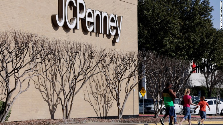 JCPenney nosedives to all-time low on big loss - Aug. 11, 2017