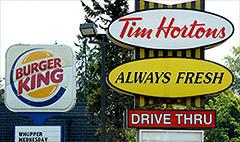 Burger King buying Tim Hortons