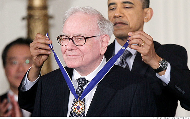 Should there be a new Buffett rule?