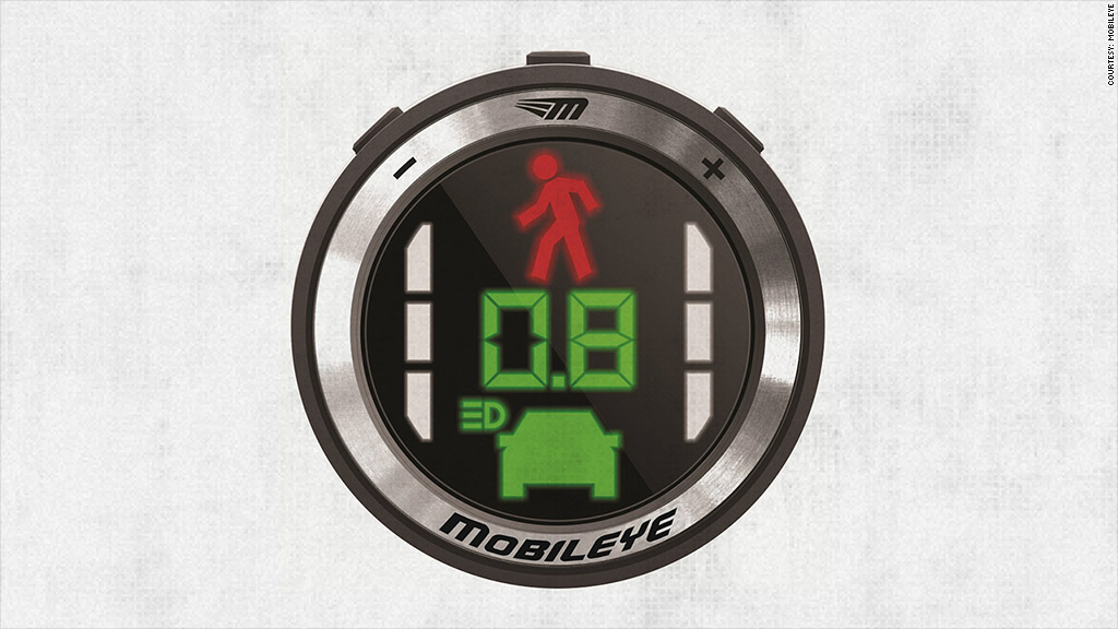 mobileye watch