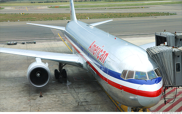 american airlines fares withdrawn