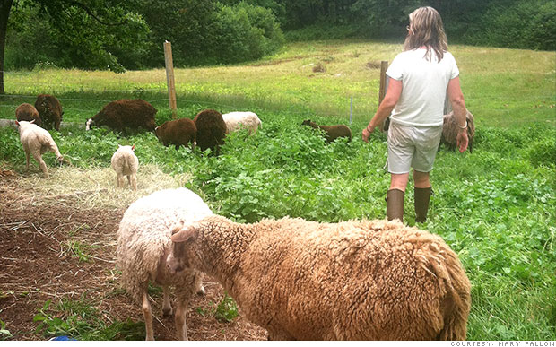 24 hours with a sheep herder
