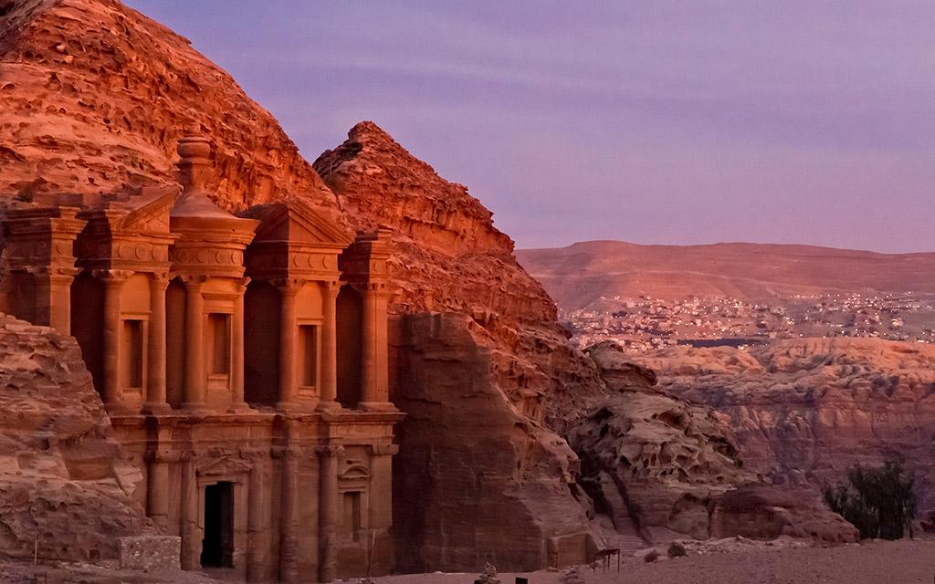 60,000 vacation petra jordan