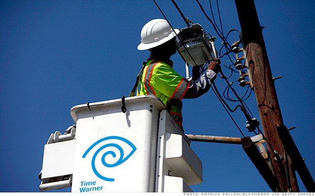Time Warner Cable hit by nationwide outage