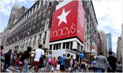 Miracle on 34th Street: Macy's rallies