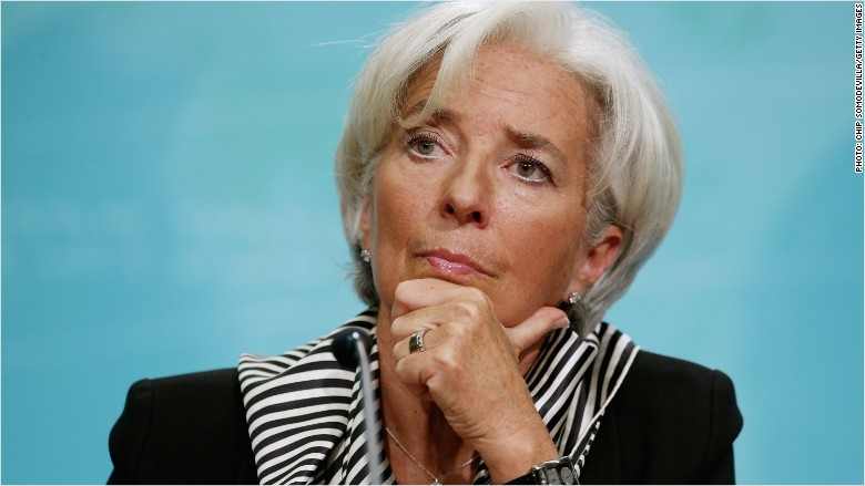 IMF chief Christine Lagarde prepares to stand trial in France
