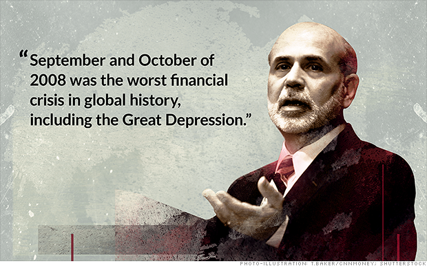 bernanke financial crisis